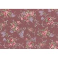 Lecien Floral Collection Antique Rose Spring 2015 31149-20