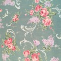Lecien Floral Collection Antique Rose Spring 2015 31149-70