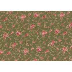 Lecien Floral Collection Antique Rose Spring 2015 31150-60