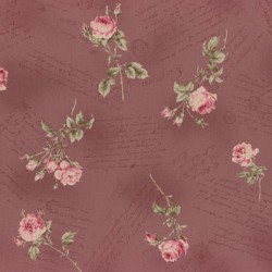 Lecien Floral Collection Antique Rose Spring 2015 31151-20