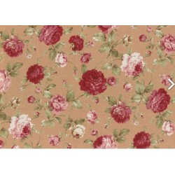 Lecien Floral Collection Antique Rose 2016 273-10