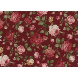 Lecien Floral Collection Antique Rose 2016 273-30