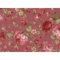 Lecien Floral Collection Antique Rose 2016 274-20 - 55 centimetros (SOLO UNA UNIDAD DISPONIBLE)