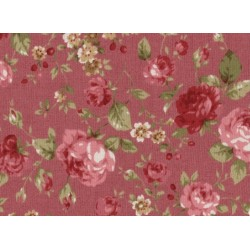 Lecien Floral Collection Antique Rose 2016 274-20