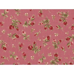 Lecien Floral Collection Antique Rose 2016 275-20
