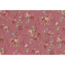 Lecien Floral Collection Antique Flower -  31124-20