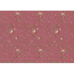 Lecien Floral Collection Antique Flower -  31125-20 - 80 centimetros (SOLO UNA UNIDAD DISPONIBLE)