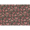 Lecien Floral Collection Antique Rose Quilter's First -  975-90