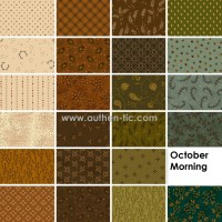 Henry Glass October Morning  by Kim Diehl Bundle 23 FQ