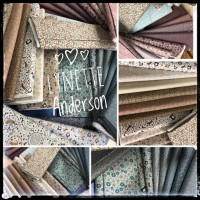 Lecien One Stitch at A Time by Lynette Anderson Bundle 14 FQ