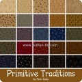 Marcus Brothers Primitive Traditions  by Pam Buda Bundle 25 FQ (COLECCIÓN COMPLETA)