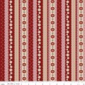 Riley Blake Designs Prairie Rose C3101RED  (MEDIO METRO)