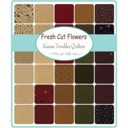Moda Fresh Cut by Kansas Troubles Charm pack 9560PP