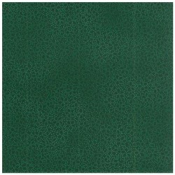 Stof basica puntitos color verde bosque 4513-814