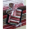 Henry Glass Tickled Pink by Janet Rae Nesbitt Bundle 18 FAT QUARTERS (Coleccion Completa)