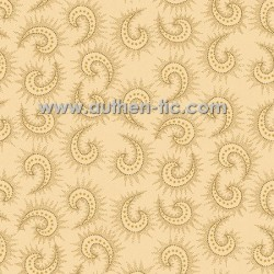 "Spiced Paisley 108"" (2,72mt) Wide by Kim Diehl 6368-44 TRASERA"