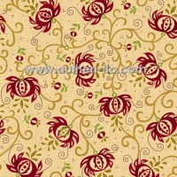 "Spiced Pomegranate 108"" (2,72mt) Wide by Kim Diehl 6631-84 TRASERA"