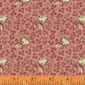 Windham Fabrics Edith ca 1840-1870 by Mary Koval 40167-3  - 1.05 metros (SOLO UNA UNIDAD DISPONIBLE)