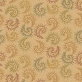 """Spiced Paisley 108"""" Wide by Kim Diehl 6368-33 TRASERA"""