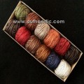 Valdani Winter by Notforgotten Farm by Lori Brechlin 12 Perle Cotton 500 m x12 colores