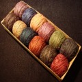 Valdani Heirloom 12 Perle Cotton 500 m x12 colores