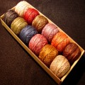 Valdani Vintage Hues Sampler 12 Perle Cotton x12 colores
